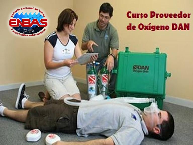 Curso 1ros auxilios proveedor O2